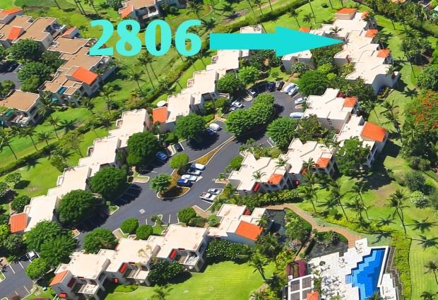 Wailea Palms 2806