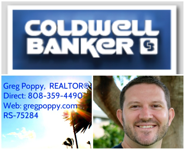 Greg Poppy Maui Hawaii Real Estate