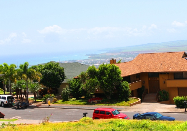 546 Ania Place Wailuku Heights Lot Ocean View